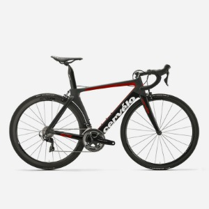 [Cervelo] S5 FRAME SET (RED/WHITE)